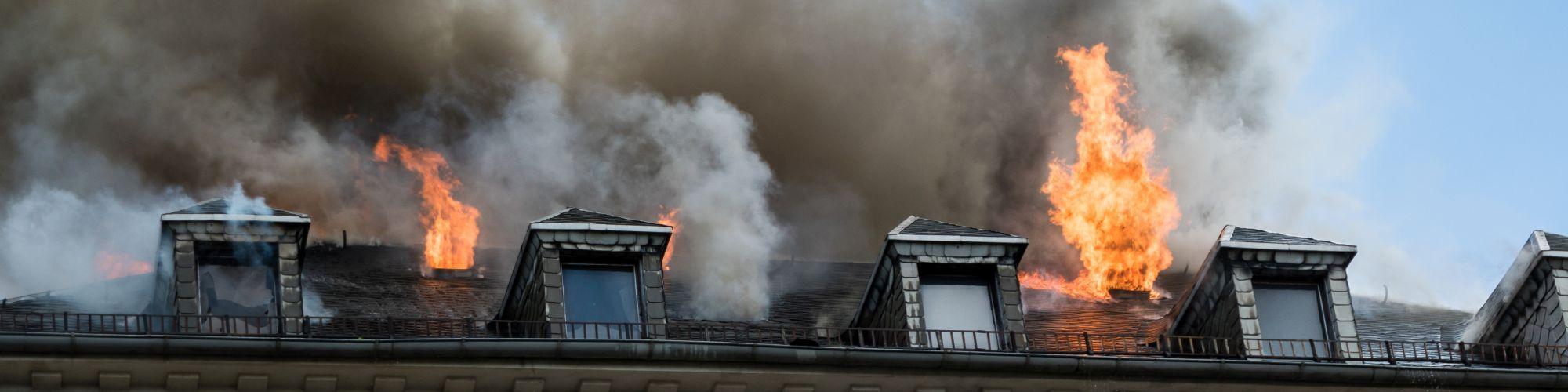 Brandschadstoffuntersuchungen
